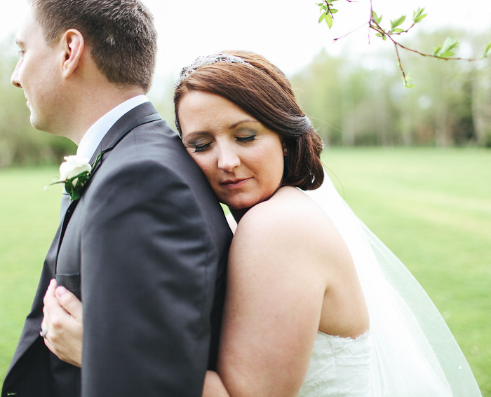 Spring Wedding at The Cheshire Hall - Michelle & Martin