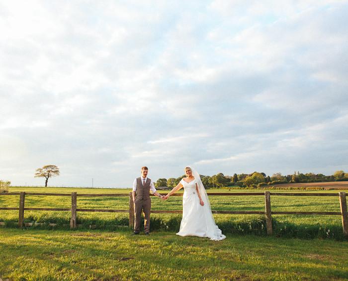 Rebecca & Luke's Wedding at Swancar Farm Country House