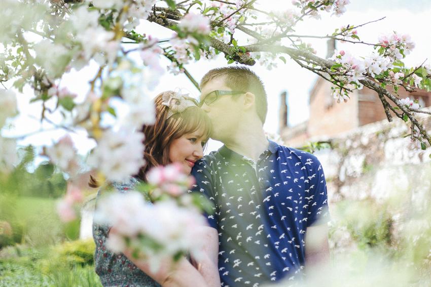 Summer Engagement Shoot Cumbria