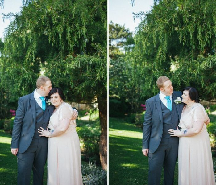 Bridge Hotel Wedding in Prestbury