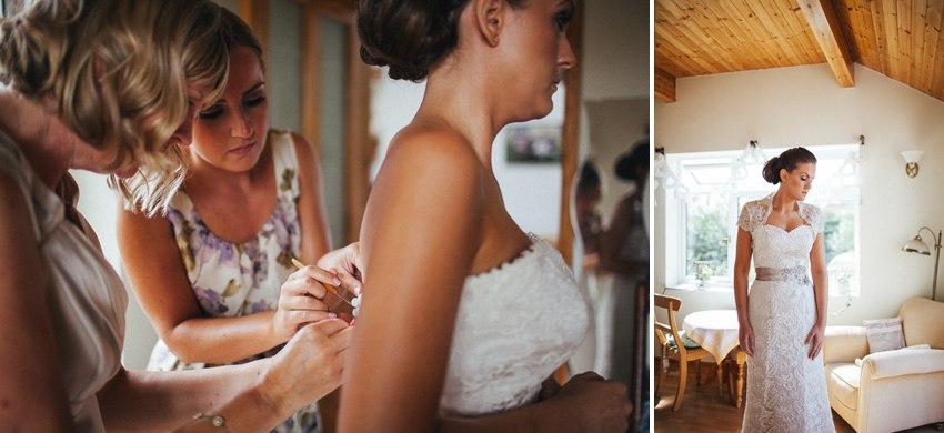 Fishermans Retreat Wedding Photographer - Summer Wedding in Lancashire