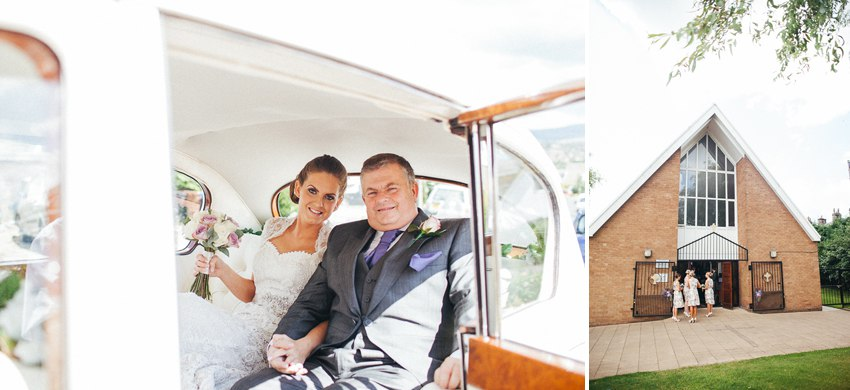 Summer Wedding in Lancashire