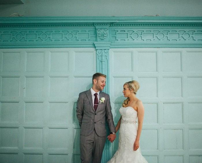 Lauren & Jamie's Wedding at The Midland Hotel Manchester