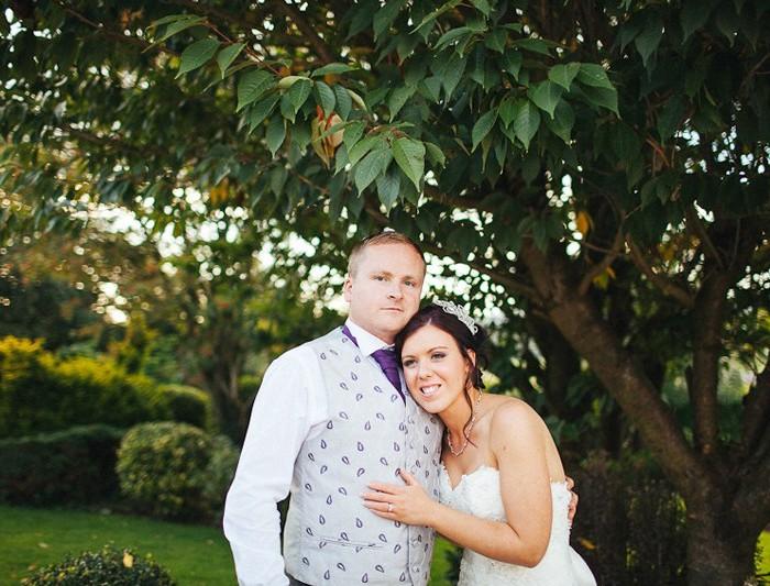 Kirsty & Ryan's Wedding in Rochdale