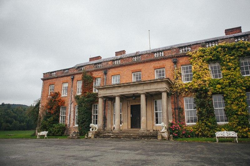 Walcot Hall wedding venue