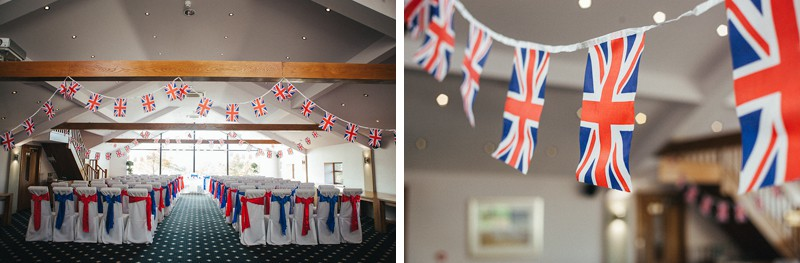 British Themed Wedding - Fishermans Retreat Wedding Photographer