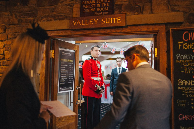 British Themed Wedding - Relaxed Fishermans Retreat Wedding Photographer