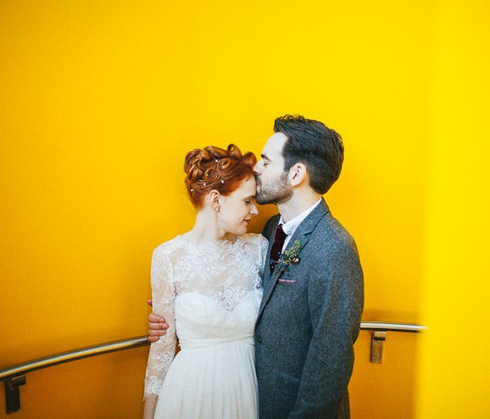 Lowry Theatre Wedding - Manchester Wedding Photographer