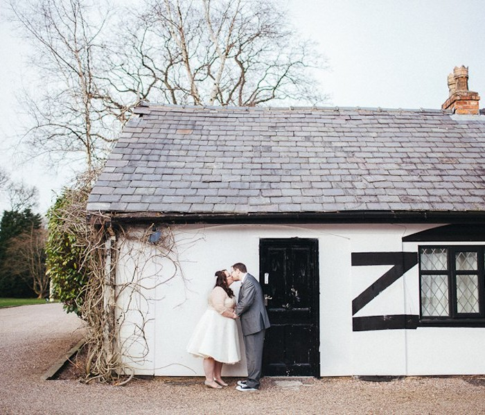 A Cheshire Hall Wedding - Andy & Mike