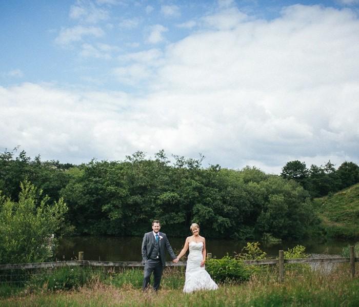 Fishermans Retreat Wedding in Lancashire