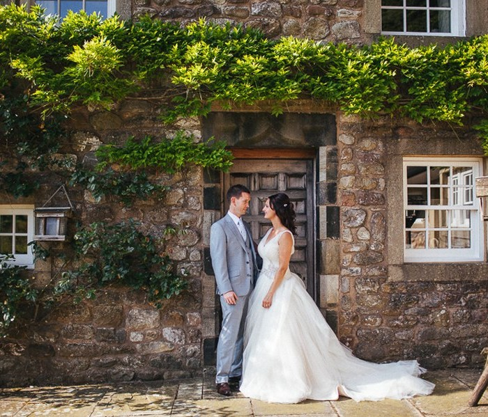 Alex & Rebecca's wedding at The Inn at Whitewell