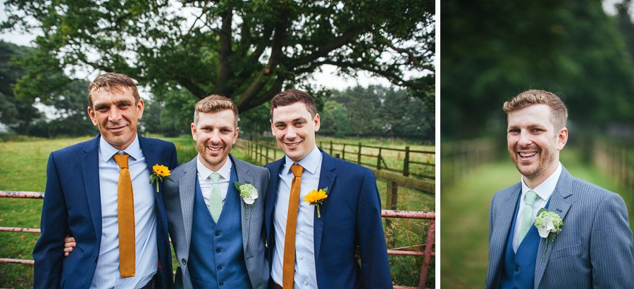 Villa farm wedding