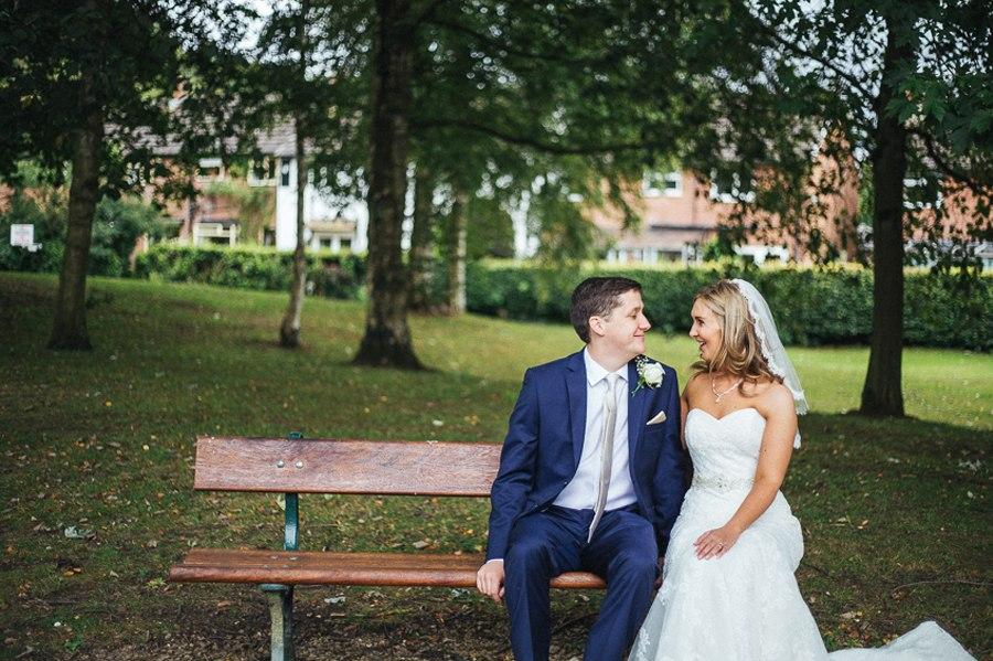 The Bridge Hotel Wedding - Relaxed Cheshire Wedding Photography
