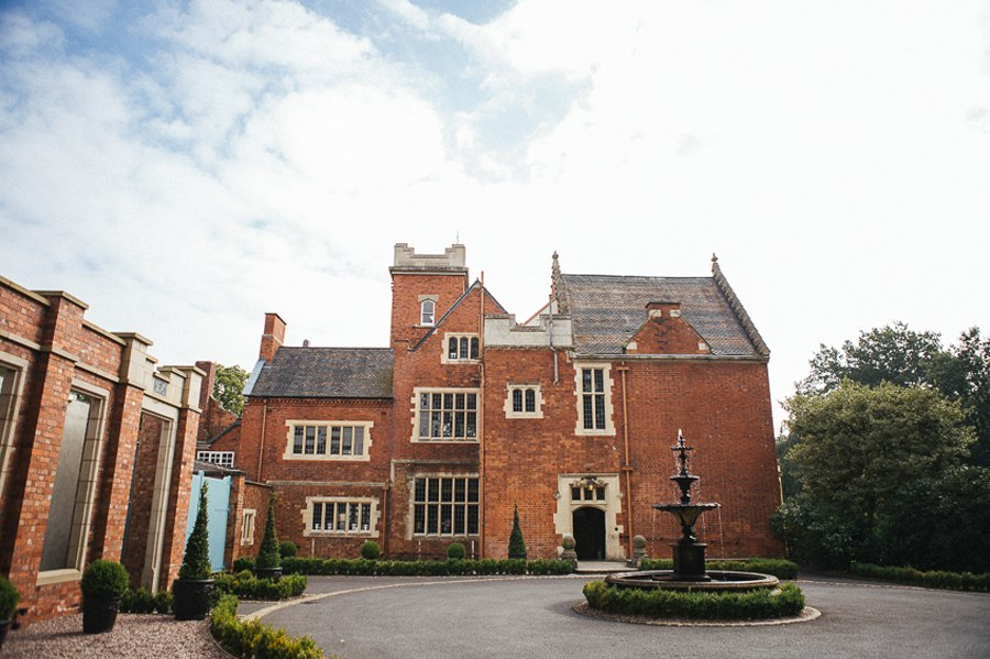 Staffordshire wedding venue