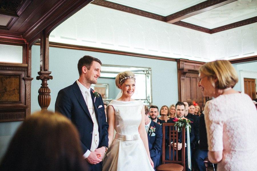 Pendrell Hall wedding ceremony