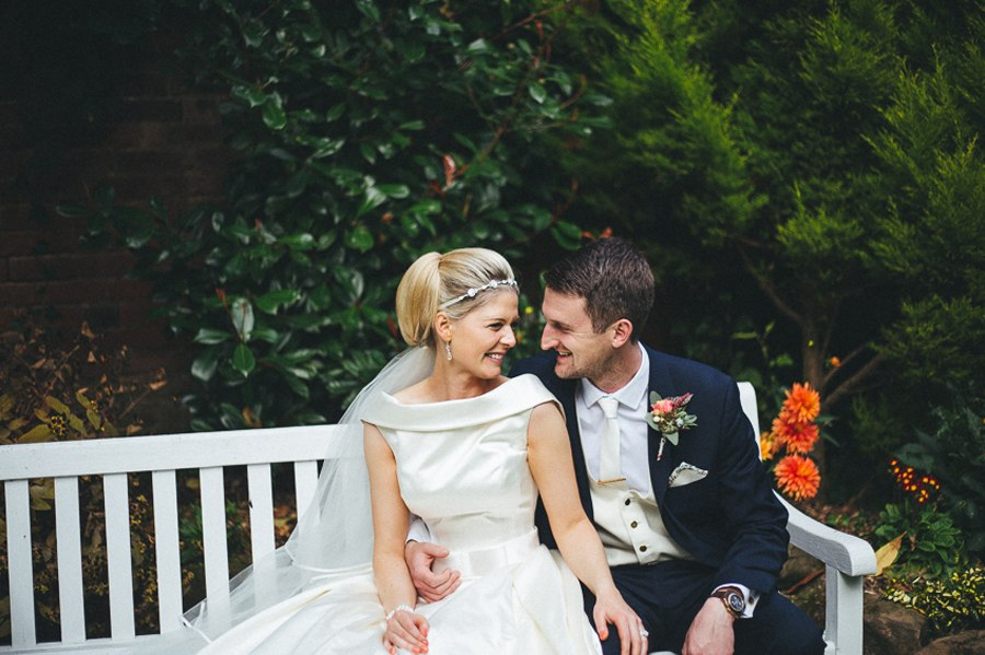 Relaxed wedding Pendrell Hall