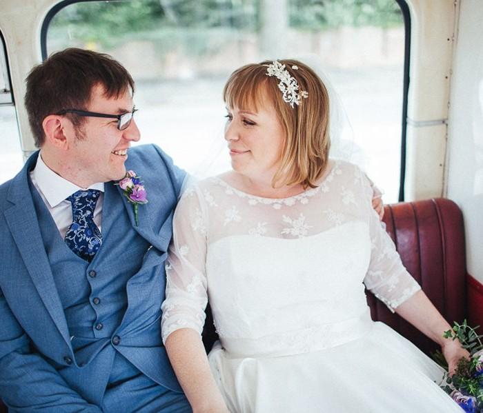 Emma & Andrew's Wedding at Didsbury Parsonage Trust