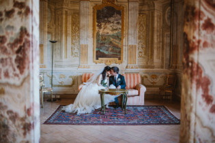 Wedding in Rome Italy - Destination Wedding Photographer