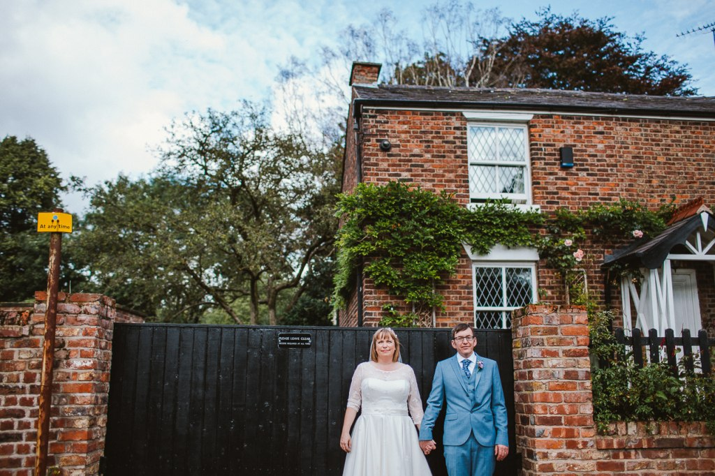 Vintage Wedding Photographer Manchester