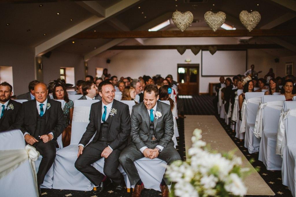 Relaxed wedding photography Lancashire