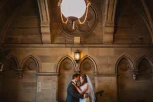 Wedding at Manchester Town Hall - Kat & Matt
