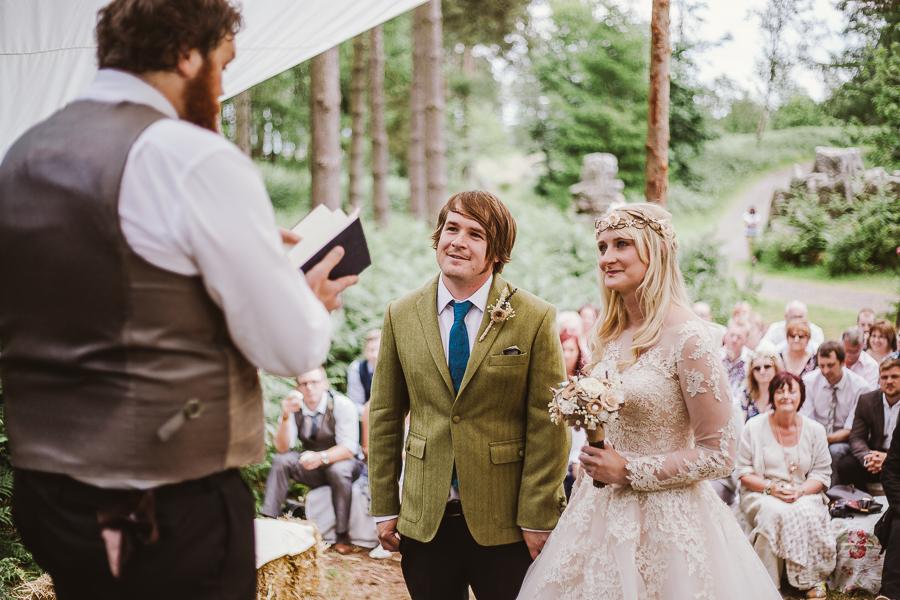 Bivouac Wedding - Woodland Wedding York-39