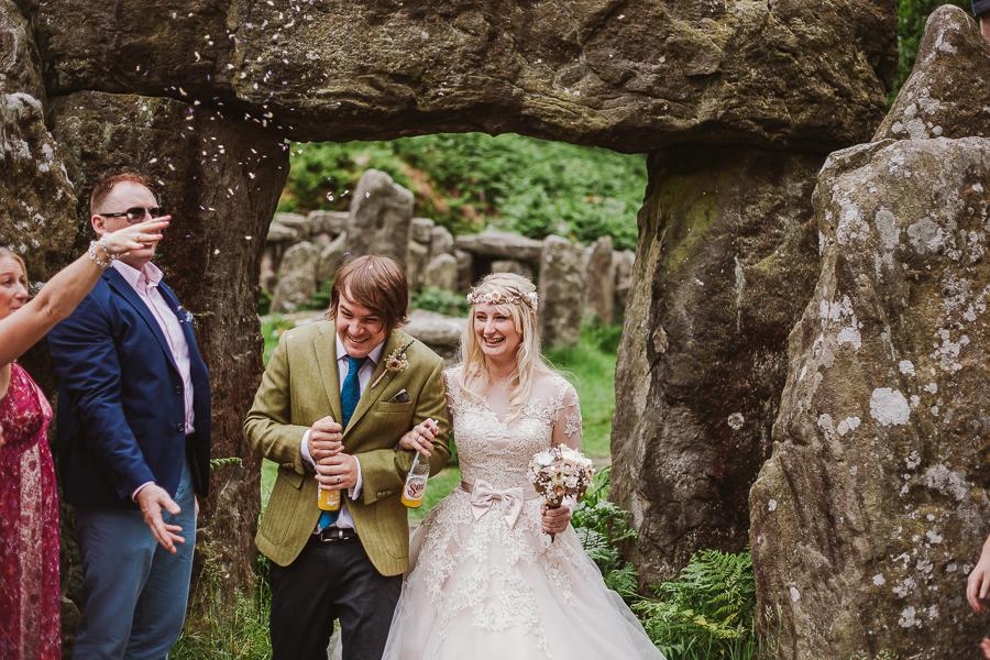 Woodland Wedding Photographer York