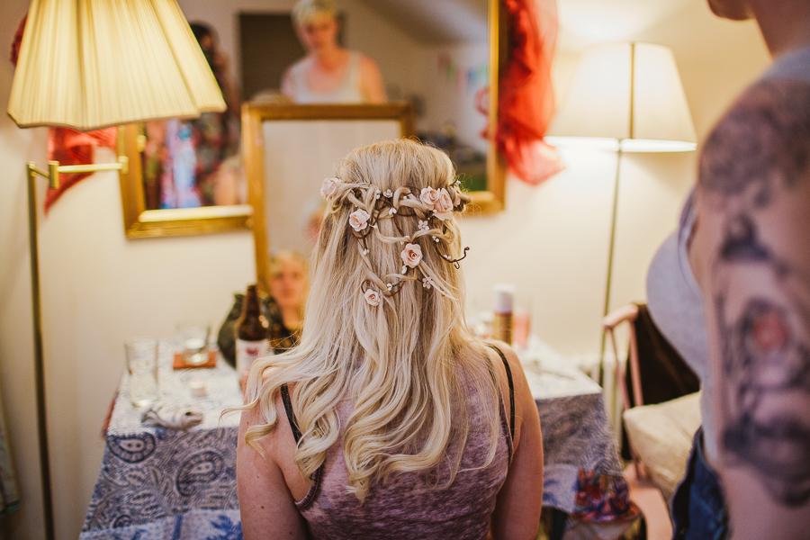 Bivouac Wedding - Woodland Wedding York