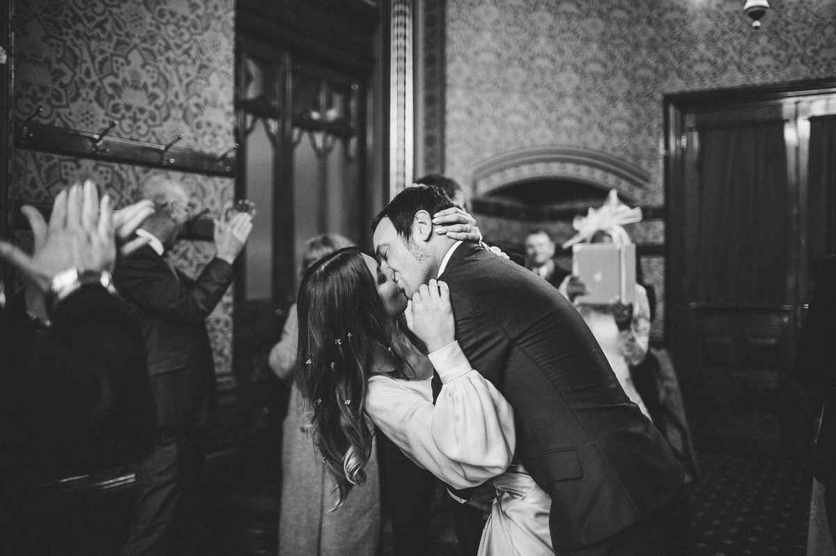 Wedding Manchester Town Hall - Manchester Wedding Photographer