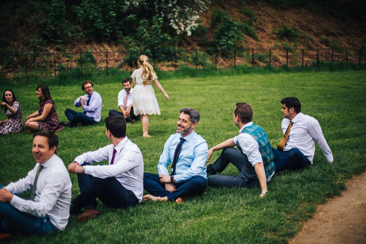 Relaxed Wedding Photographer Cheshire