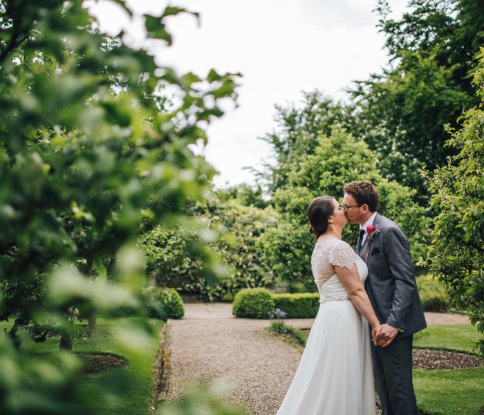 East Riddlesden Hall Wedding - Yorkshire Wedding Photographer
