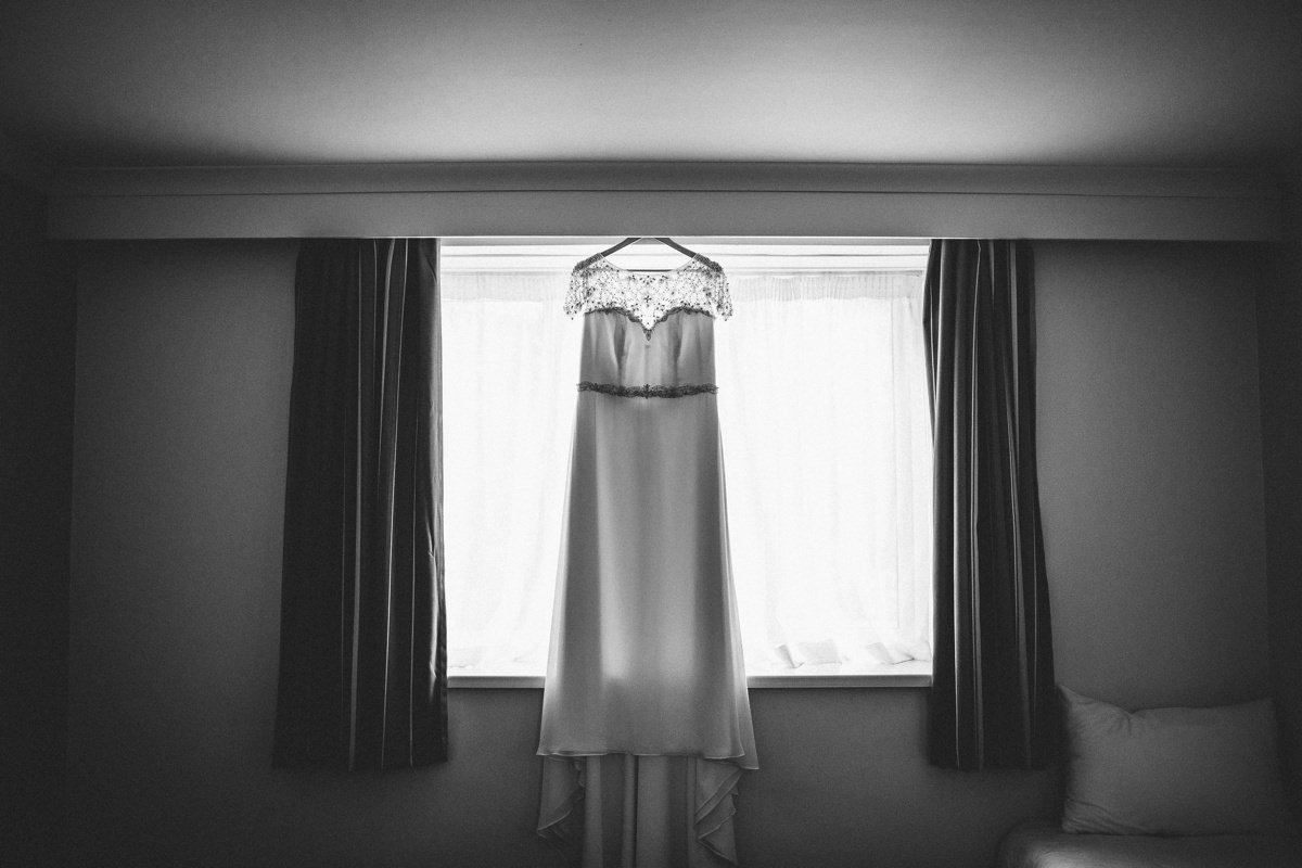 Bridal preparations, Wedding Dress, Yorkshire Wedding Photography