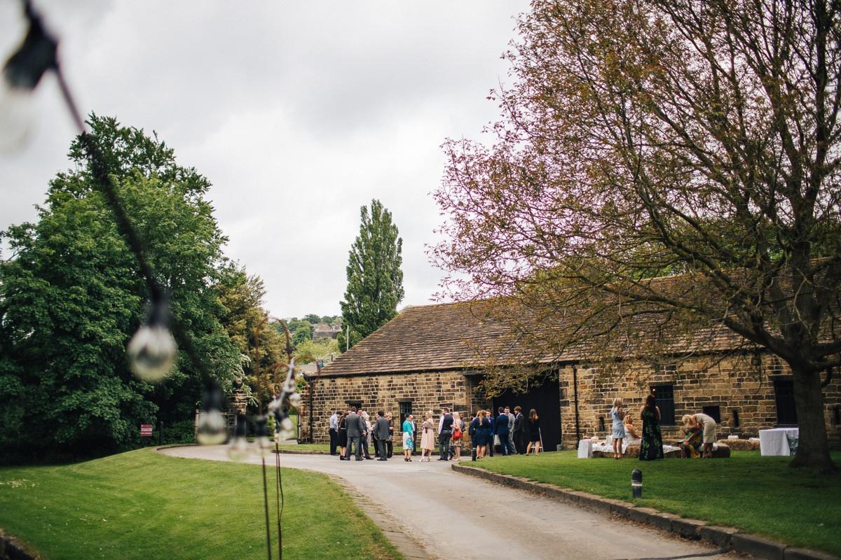 East Riddlesden Hall wedding barn. Yorkshire wedding venue.