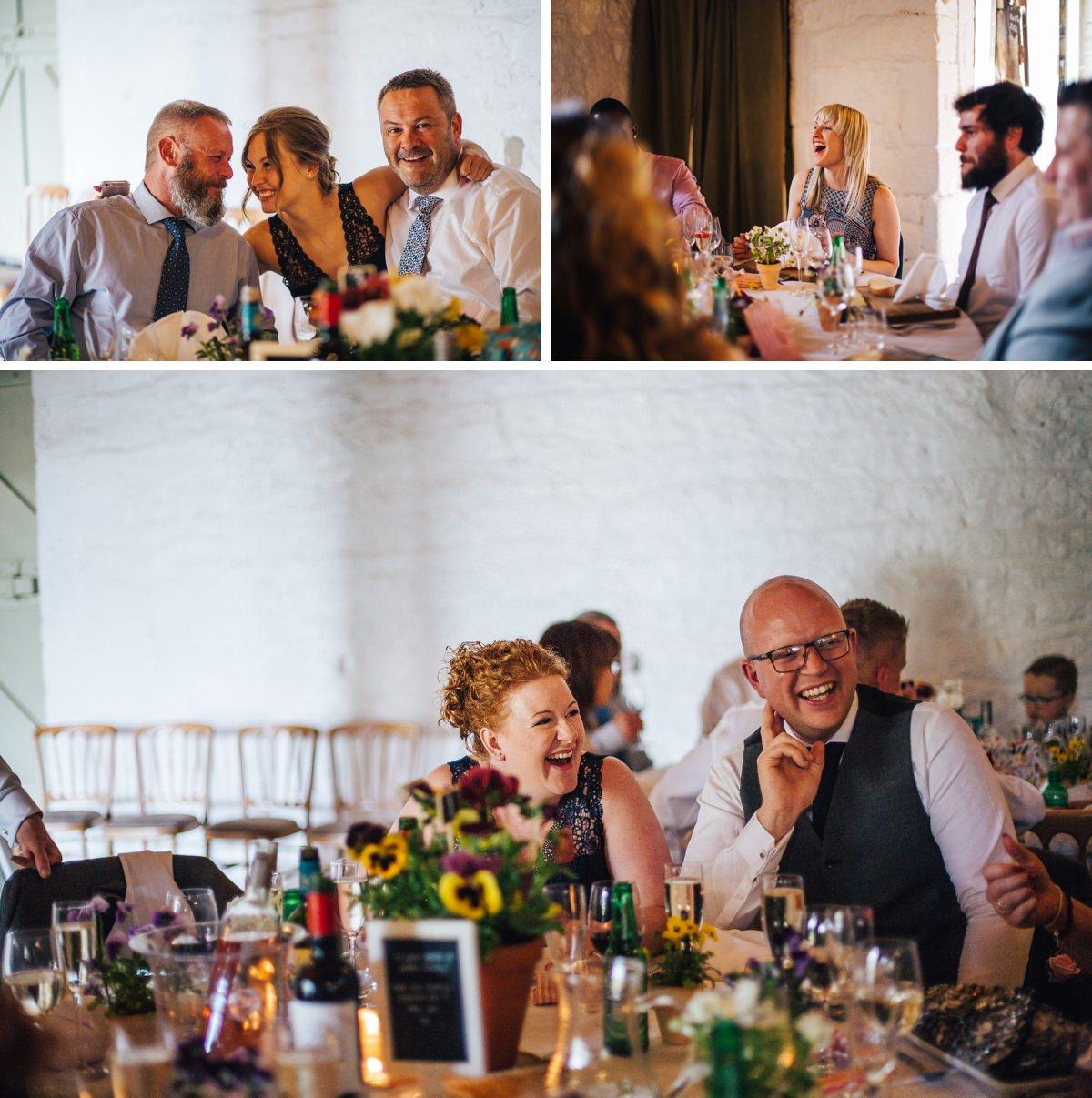 Documentary wedding photography Yorkshire.