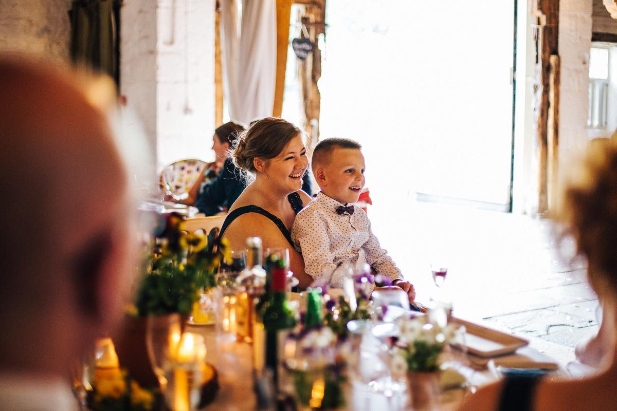 Wedding speeches East Riddlesden Hall