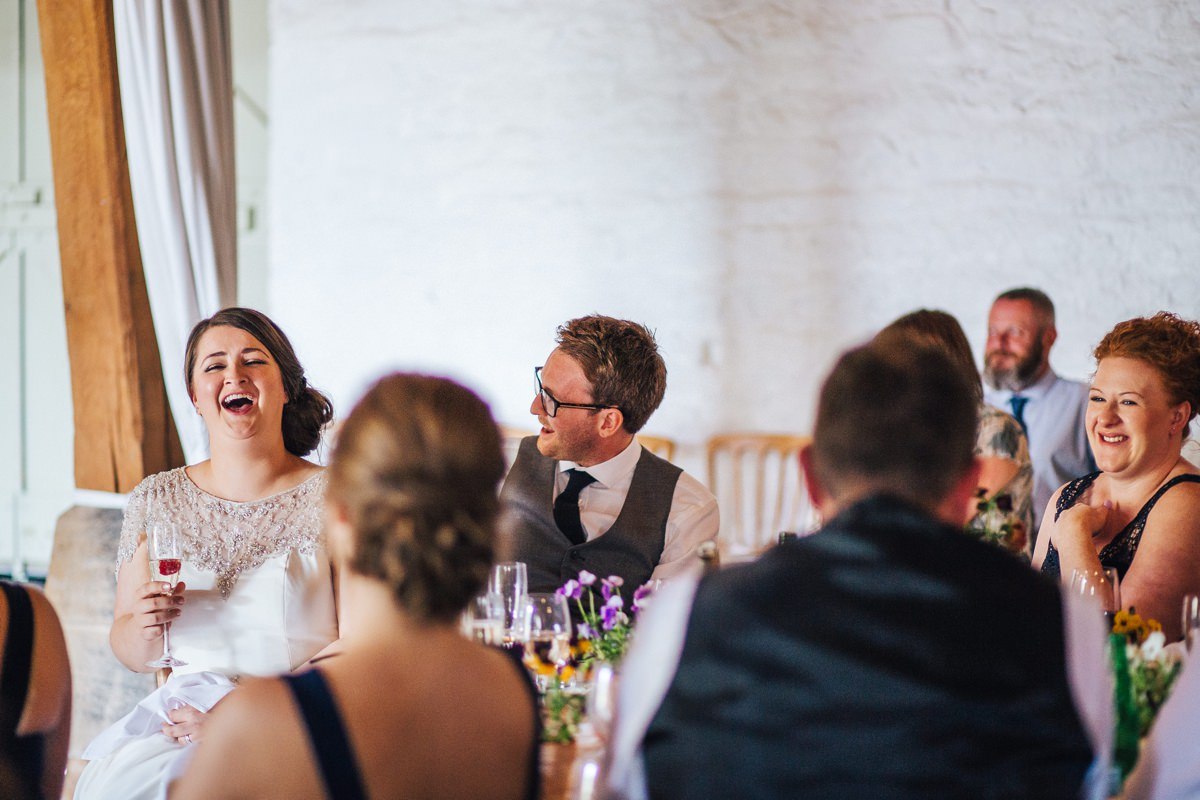 East Riddlesden Hall speeches. Documentary wedding photography.