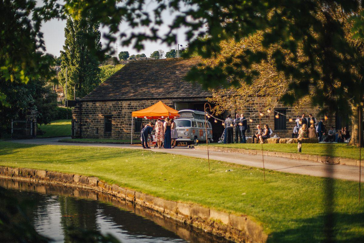 Relaxed wedding photography, Barn wedding Yorkshire.