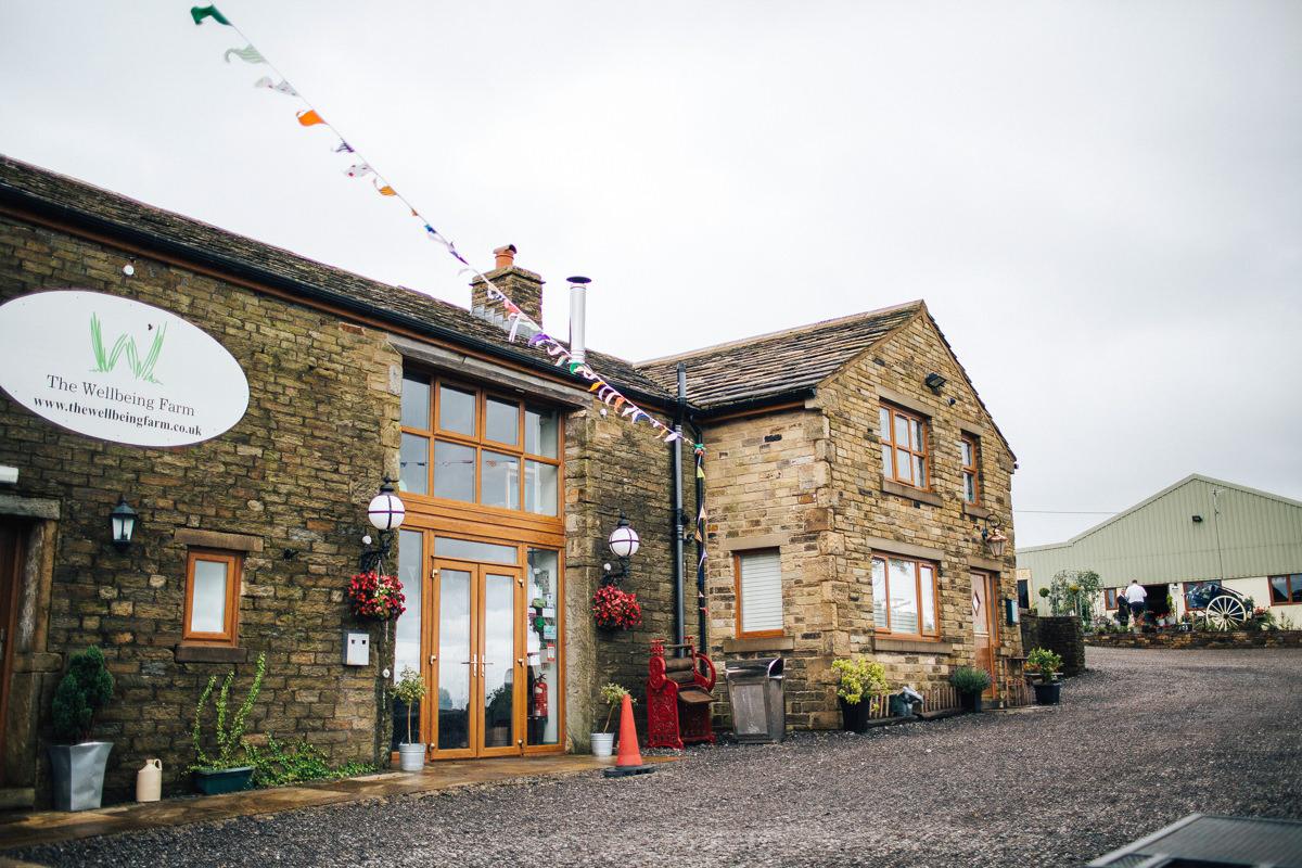 The Wellbeing Farm Edgworth