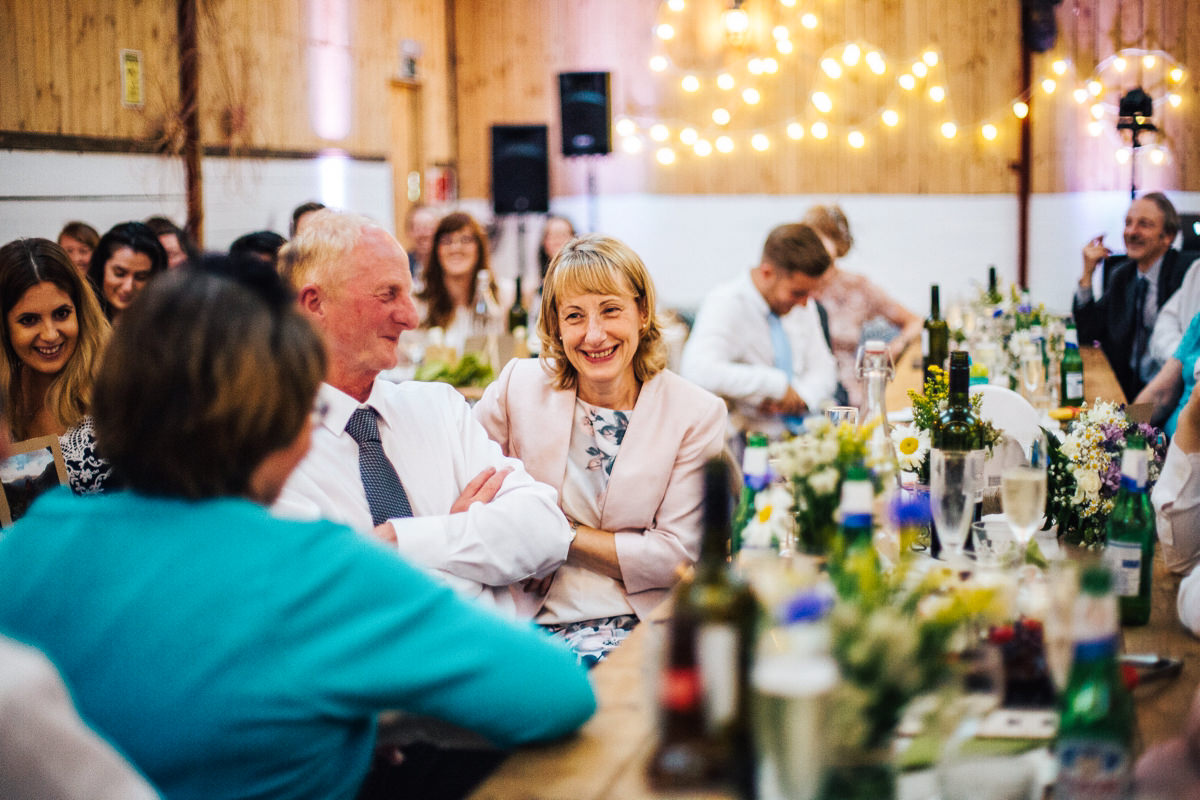 Lancashire wedding speeches