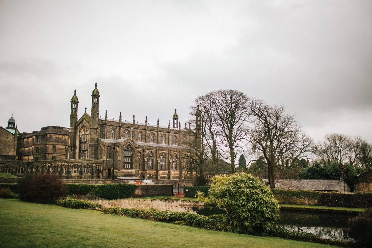 Stonyhurst Church Lancashire