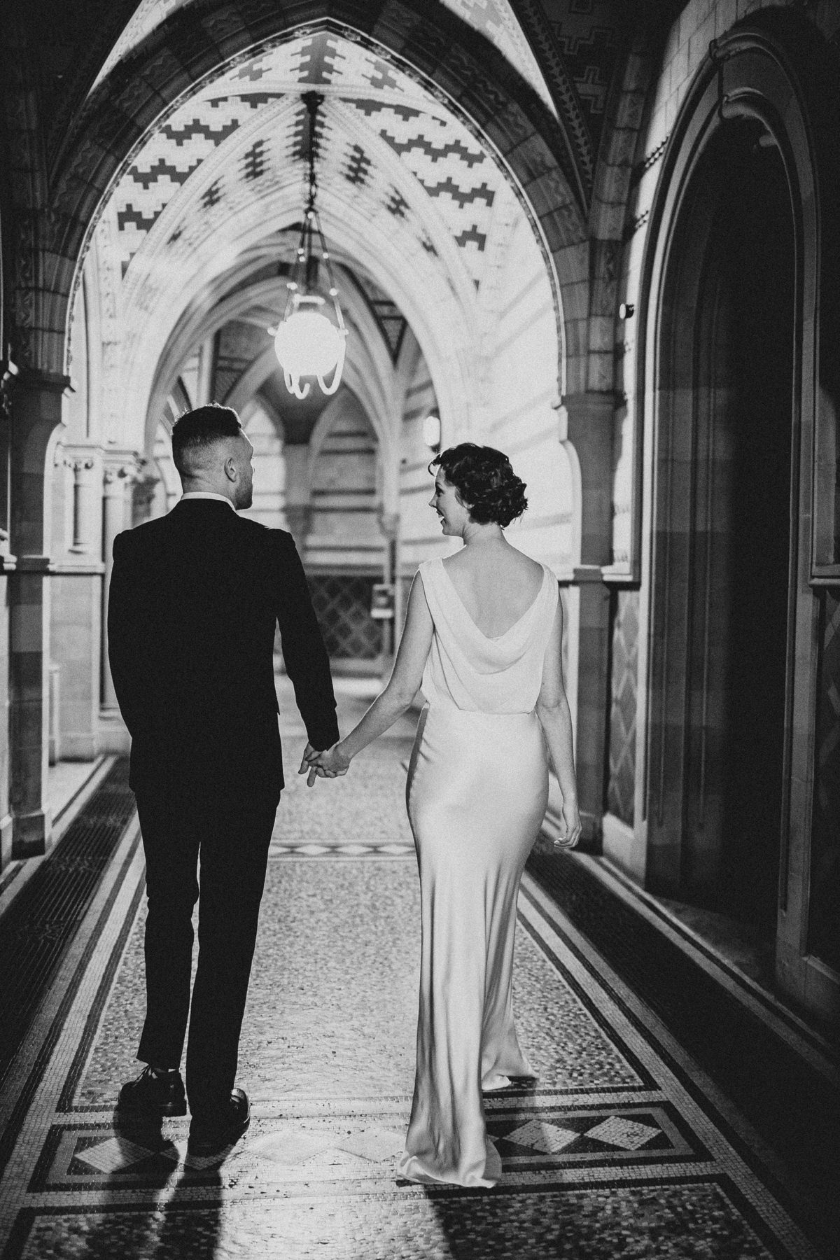 1920s vintage style wedding
