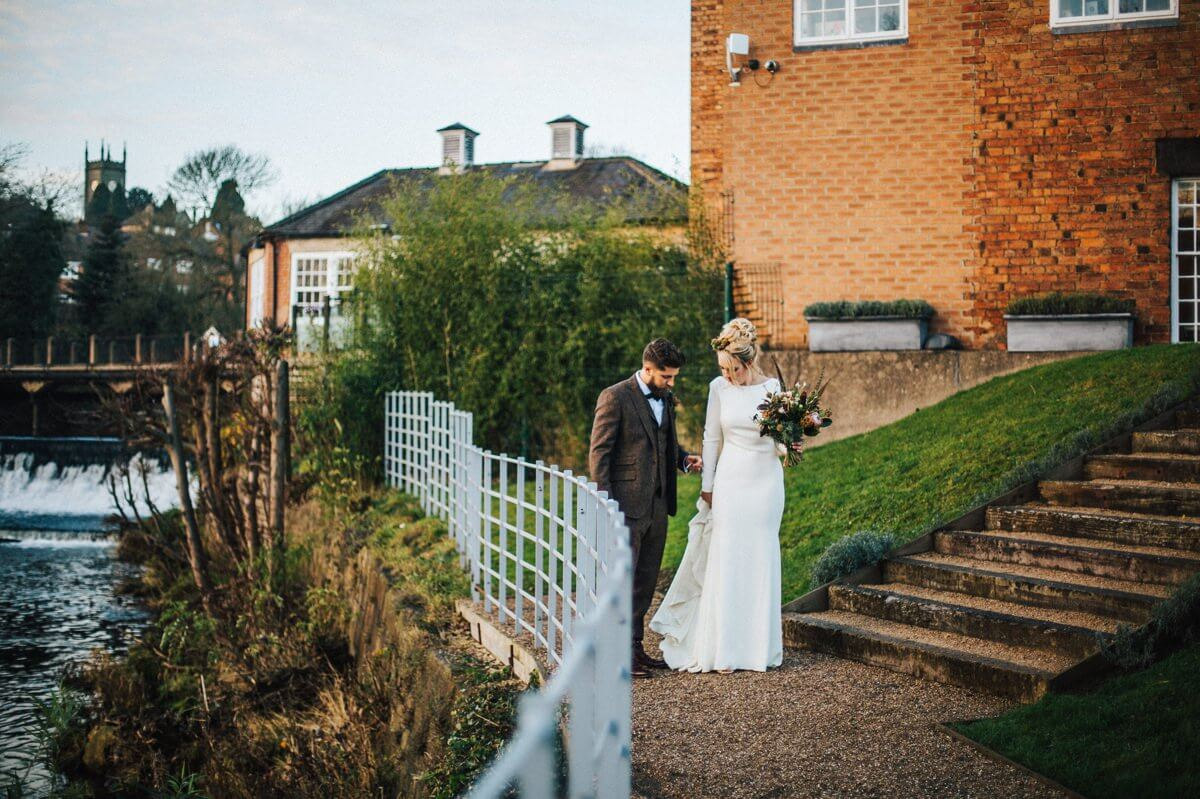 Beautiful wedding photography Derbyshire