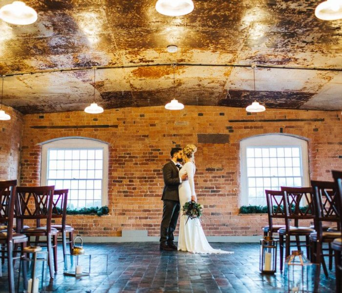 The West Mill Wedding Derbyshire