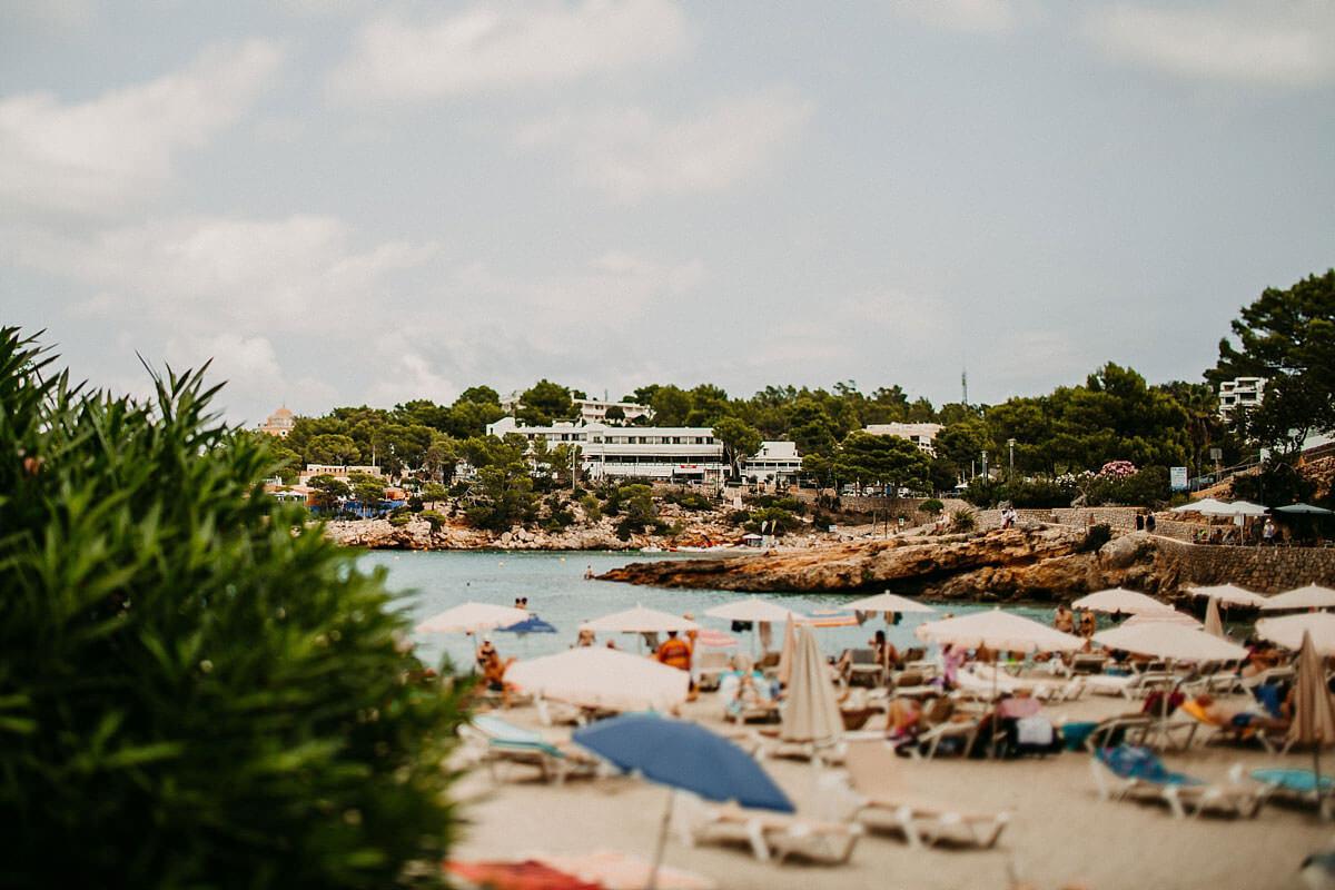 Portinatx beach Ibiza