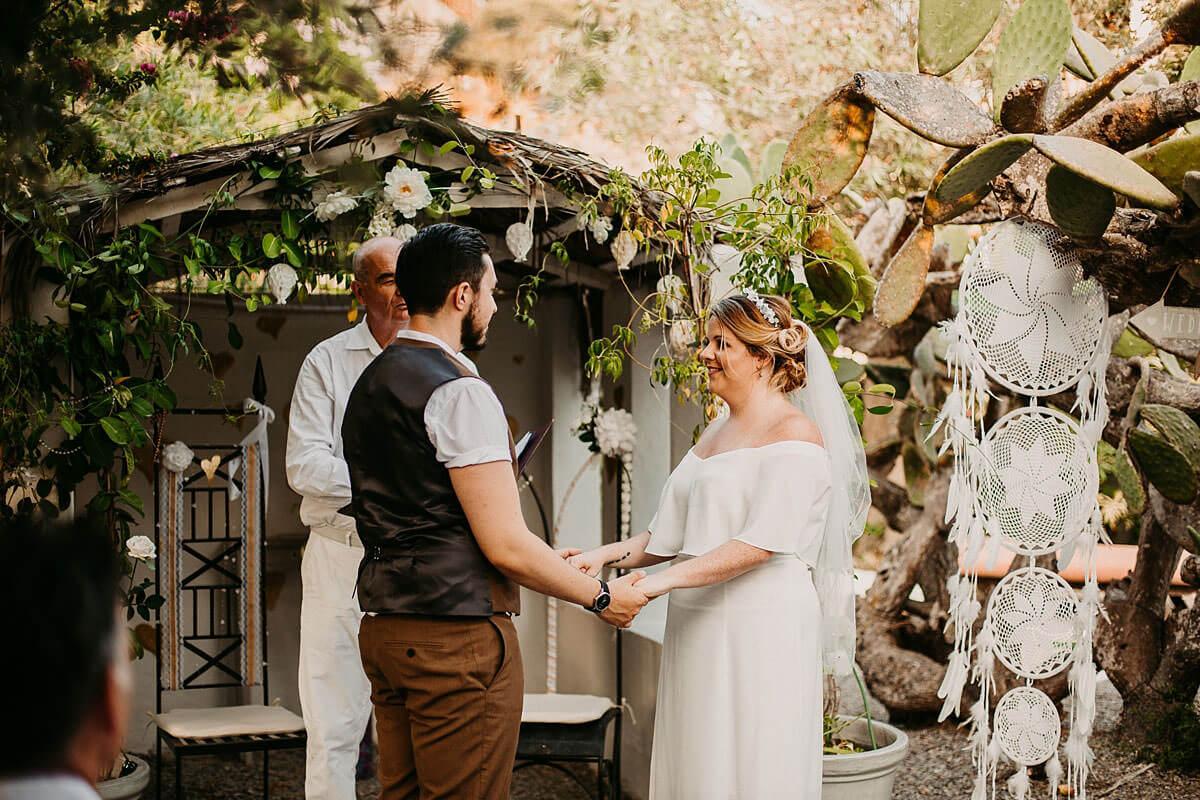 Hidden Bar wedding Ibiza