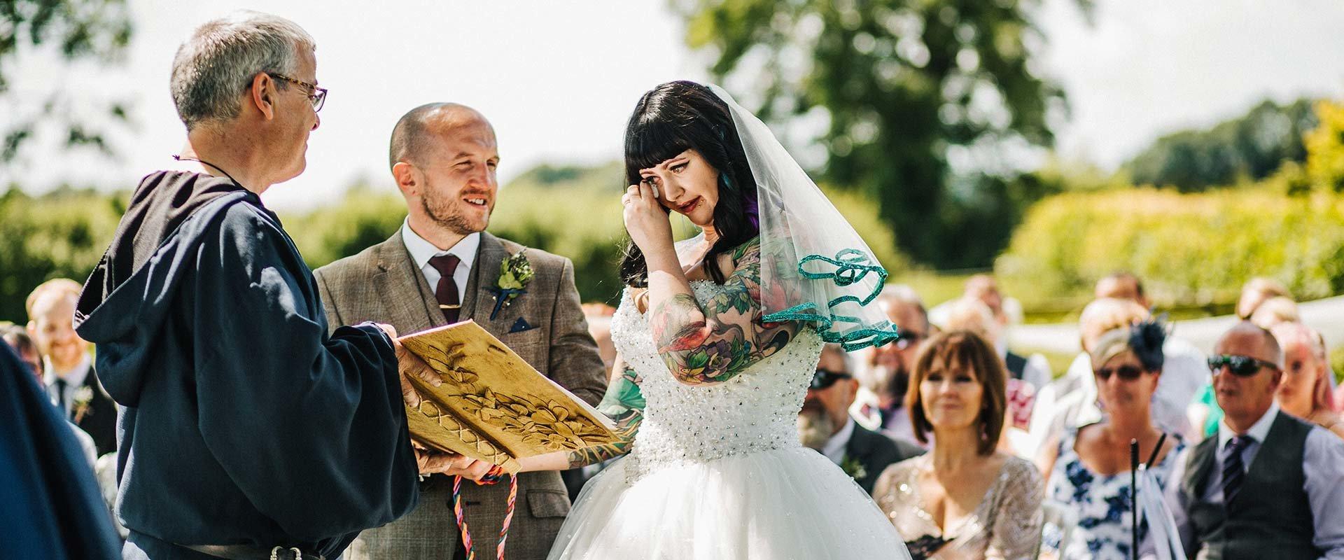 Barn wedding photographer Lancashire