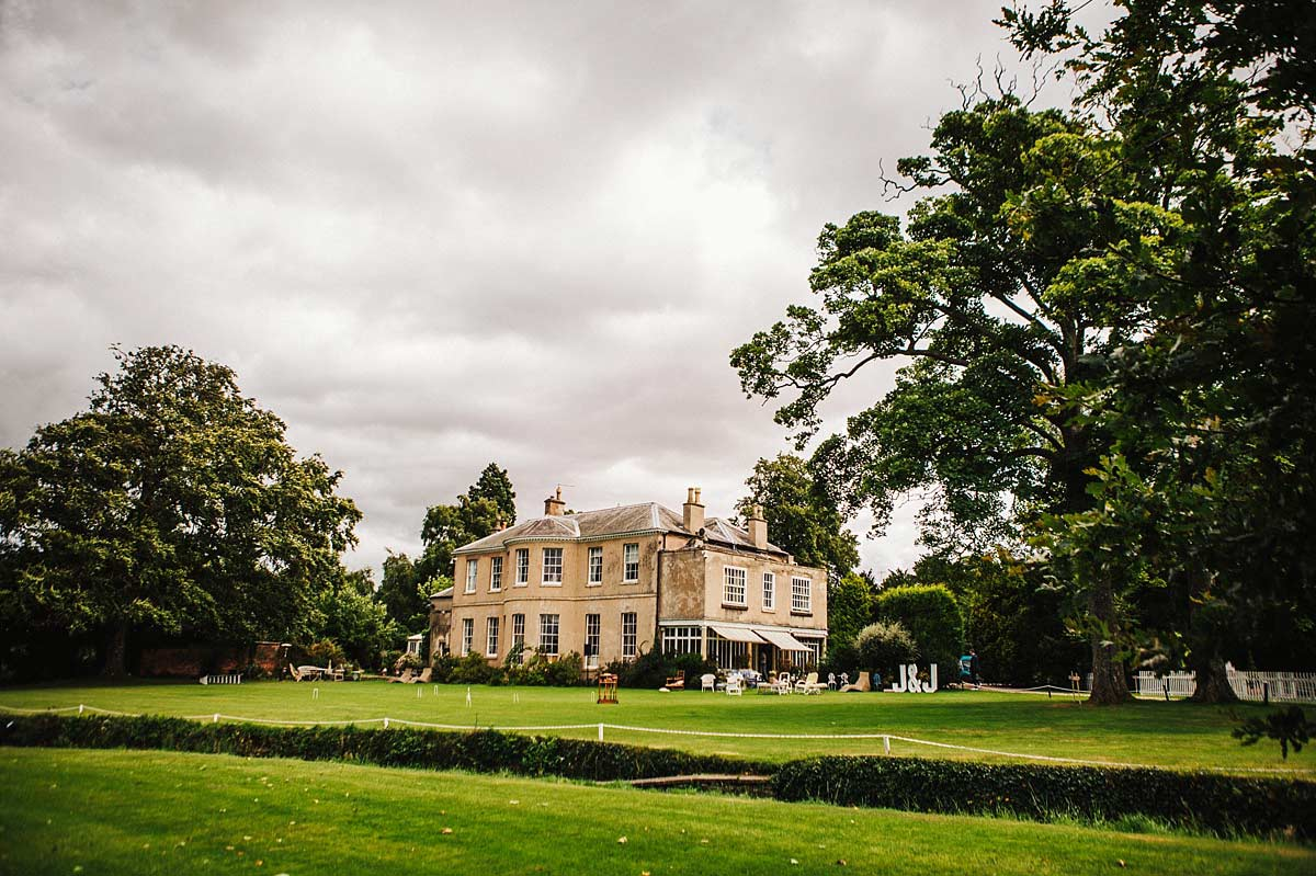 East Bridgford Hill wedding venue