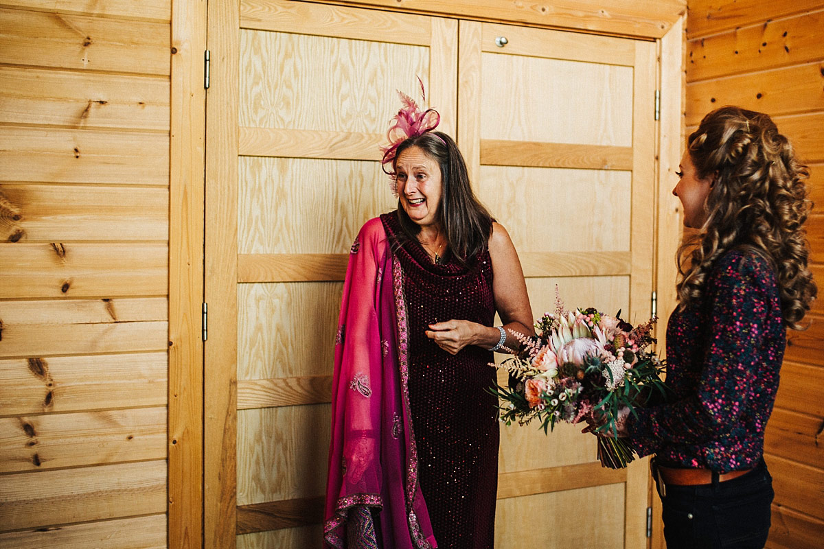 A beautiful hindu wedding in Cheshire