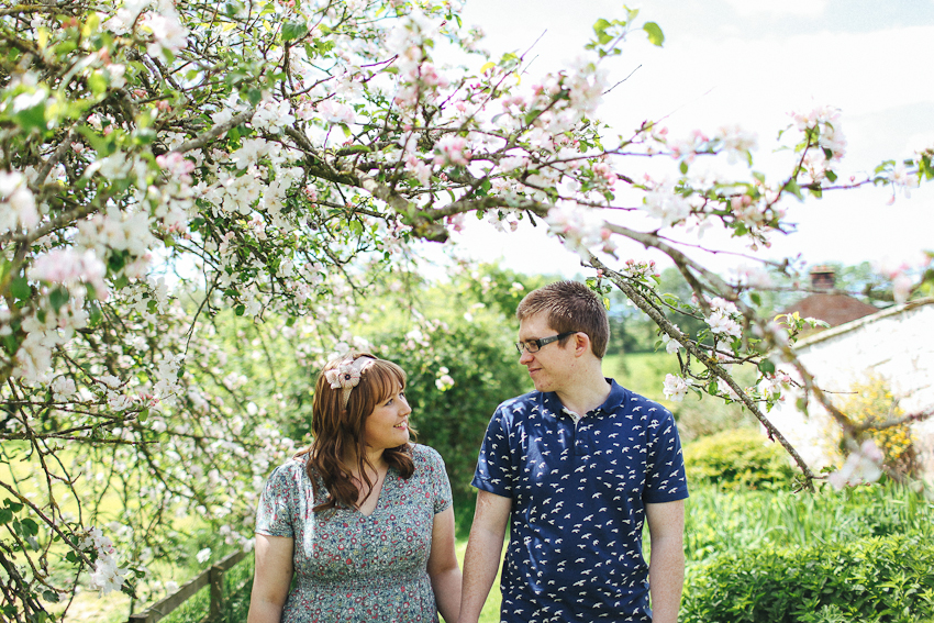 Engagement Shoot Cumbria - relaxed natural wedding photography
