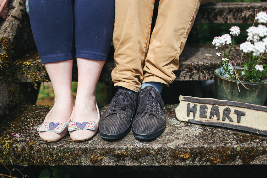 Cumbria Engagement Photography - Relaxed natural wedding photography